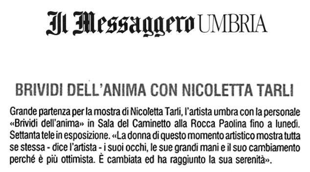Il Messaggero Umbria_30_08_2011