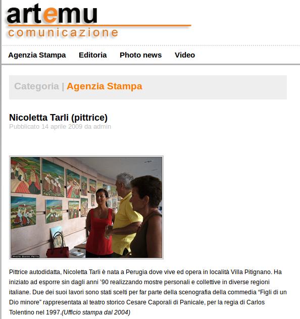 Nicoletta Tarli