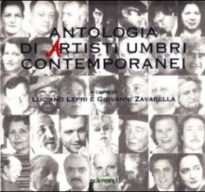 antologia di artisti umbri contemporanei